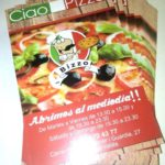 Oferta Folletos pizzerías