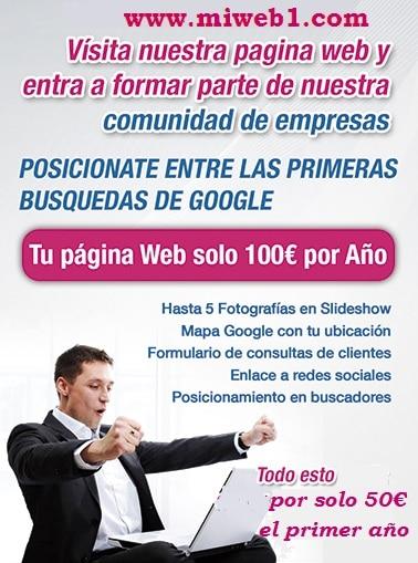 Web economica Republica Dominicana, web barata con todos los servicios