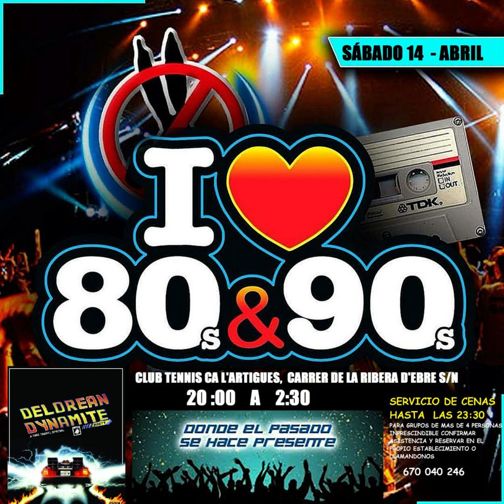 Eventos fiestas música de los 80 y 90 4evens - Fiestas personalizadas - 4evens-fiestas a domicilio con musica de los 80 y 90